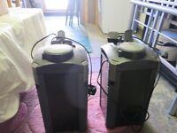 2 x filters fo fish tank Eheim professional 2
