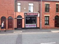 A SHOP TO LET IN LEIGH (AVAILABLE NOW)