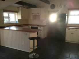 Lach Dennis, Semi Rural Detached, 2 large Bedrooms. Off road parking. Stunning Views. Furnished.