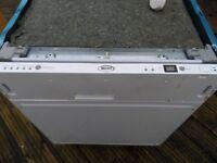 Necht integrated dishwasher £20