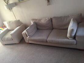 Nest Sofa and Chair. Sonoma Range.