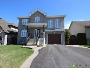 424 999$ - Maison 2 étages à vendre à Repentigny