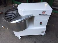 40 LT DOUGH MIXER PIZZA BAKERY FAST FOOD RESTAURANT KEBAB CHICKEN TAKE AWAY KITCHEN BAR SHOP BAR