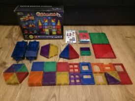 Children Hub Magnetic Tiles 100 Pcs