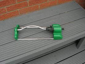 Lawn Sprinkler ideal for this hot weather bargin £6