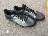 adidas football boots size 5 black