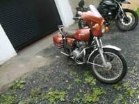 Kawasaki kz400 classic