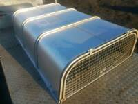 New Ifor williams v4691 Toyota hilux canopy sc or trailer lid top