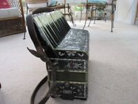 A stylish Accordian for Sale.