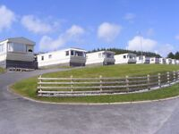 Static Caravan/Mobile Home on Croagh Caravan Park