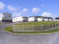 Static Caravan/Mobile Home on Croagh Caravan Park