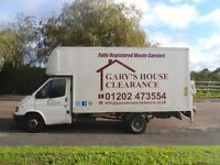 House Clearance also factory's ,shops ,hotels tc .we have mini digger and driver for hire experced