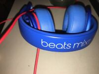 Dr Dre beats+all wires+box