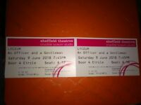 Sheffield Lyceum theatre tickets- An Officer and a Gentleman