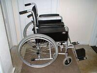 whele chair