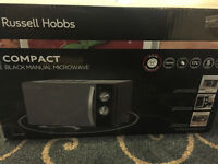 Brand new Russell Hobbs microwave £50 only