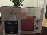 Toaster 2 slice - New