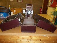 Kershaw slide projector