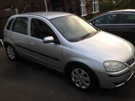Vauxhall Corsa SXI CDTI 1.3 78798 miles