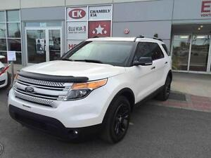 2014 Ford Explorer XLT 3.5 L 4WD 7 PASSAGERS NAVI TOIT PANO MAGS
