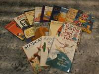Bundle of children's books