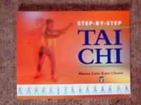 Step-by Step Tai Chi - a paperback book by Master Lam Kam Chuen