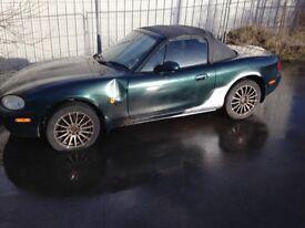 Mazda mx5 spares or repairs sale or swap