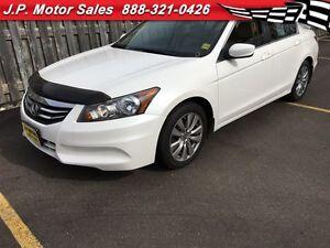 2012 Honda Accord Sedan EX-L, Automatic, Leather, Sunroof, Heate