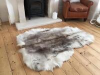 ** Reindeer rug large for sale **