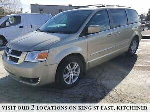 2010 Dodge Grand Caravan SXT | REAR DVD | 8 TOUCHSCREEN | FACTOR