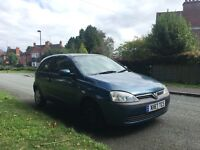 VAUXHALL CORSA FOR SALE. EXCELLENT CONDITION. JUST £450