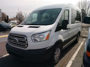 2017 Ford Transit XLT w/Sliding Pass-Side Cargo-Door*8 passagers