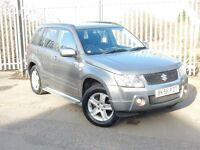 Suzuki GRAND VITARA MK2 DIESEL MODEL, ALLOY WHEELS, FSH, 12 MONTH MOT, NEWLY REFURBISHED TURBO