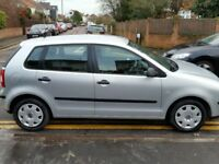 VW POLO 1.2E - 2004 - NEW MOT - LOW MILEAGE- EXCELLENT ALL ROUND