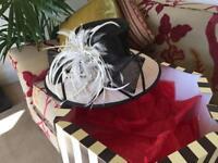Wedding hat from bear necessities