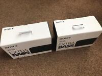 SONY SRS XB3 BRAND NEW BOXED x2