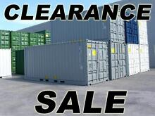 20' & 40' Shipping Container Clearance Sale Yarralumla South Canberra Preview