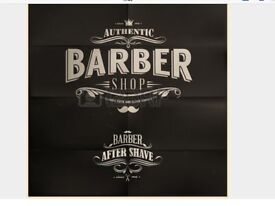 Experience barber required