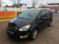 2011 FORD GALAXY 2.0 TDCI DIESEL AUTOMATIC 1 OWNER FULL HISTORY HPI CLEAR