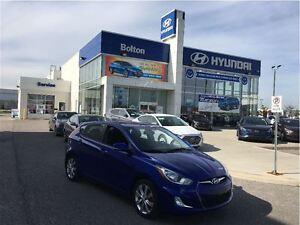 2013 Hyundai Accent GLS Cruise Bluetooth Heated Seats Keyless