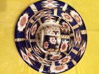 6 Royal Grafton China cups, saucers and side plates