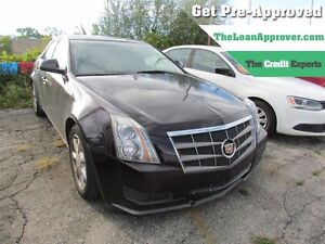 2008 Cadillac CTS 3.6L | ROOF | LEATHER | AWD