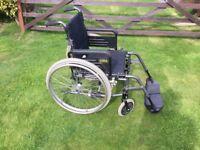 DMA Self Propelled Wheelchair