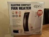 Elpine Electric Compact Fan Heater