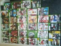 Xbox 360 and xbox games