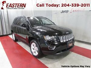 2015 Jeep Compass HIGH ALTITUDE 4X4 REMOTE STRT LTHR POWER SEAT