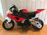 BMW S1000 RR Ride-on battery powered