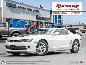 2014 Chevrolet Camaro 1LT | PWR SEAT | HANDS FREE | LCD SCREEN |