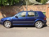 VW GOLF MK4 1.9 TDI - not running - selling FOR SPARES
