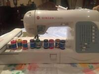 Singer futura XL400 embroidery/sewing machine